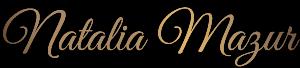 gabinet kosmetologii profesjonalnej Natalia Mazur — podpis